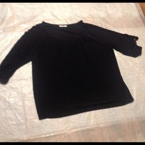 """""""G COLLECTION"""" WOMEN 3/4 SLEEVE BLOUSE 3X"""